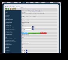 System David - system zarządzania siecią komputerową: Aplikacja webowa Przeglądarka Toczących się Spraw